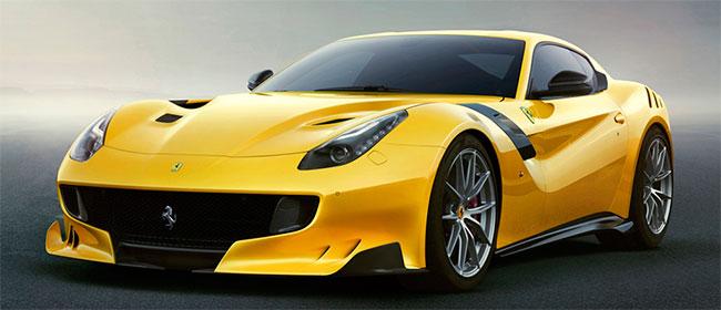 Novi opasni Ferrari