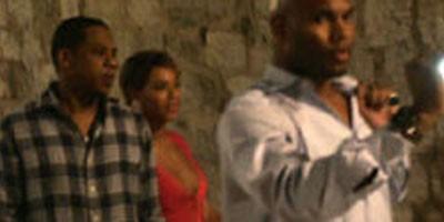 Beyonce u Dubrovniku - Incident sa telohraniteljem