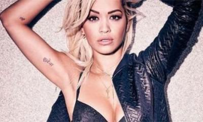 Rita Ora za Tezenis