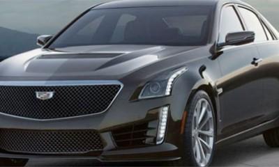 Novi još nabudženiji Cadillac