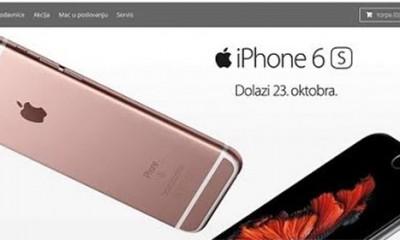 Nove iPhone 6s i iPhone 6s Plus telefone moguće je rezervisati u iStyle i WinWin radnjama!