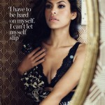 Eva Mendes u Marie Claire magazinu  %Post Title