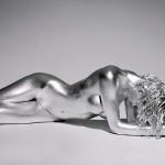 Gola srebrna žena  %Post Title