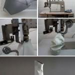 Vaze od tkanine