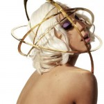 Lady GaGa se razgolitila