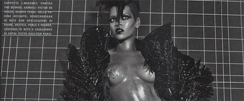 Sado Mazo Rihanna