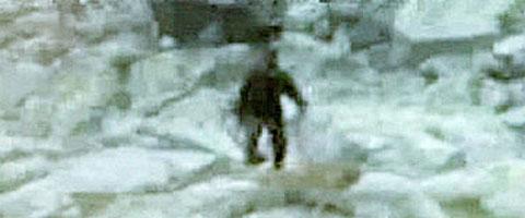 Snežni čovek Jeti - Snimljen u Poljskoj