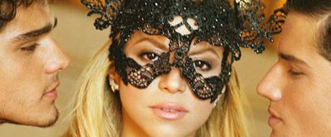 Shakira u Vanity Fair-u