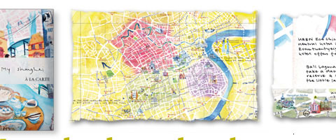 Mape gradova