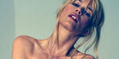 Claudia Schiffer u toplesu  %Post Title