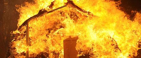 Dramatične fotografije Kalifornije u požaru