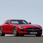 Mercedes SLS AMG  %Post Title