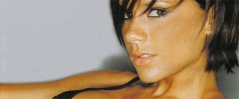 Victoria Beckham luda za Gossip Girl