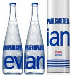 Evian i Jean Paul Gaultier  %Post Title