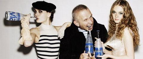 Evian i Jean Paul Gaultier