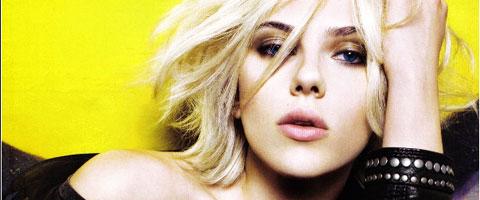 Scarlett Johansson za Mango