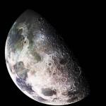 Pronađena voda na Mesecu  %Post Title