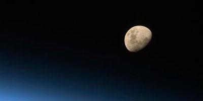 Pronađena voda na Mesecu