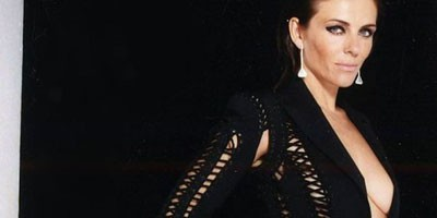 Elizabeth Hurley u Glamour magazinu
