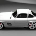 Mercedes 300 SL Gullwing  %Post Title