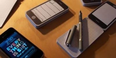 Genijalni iPhone blok - Notepod