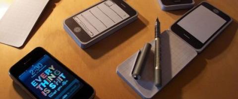 Genijalni iPhone blok – Notepod