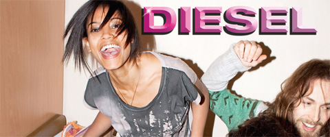 Diesel – Nova kolekcija i novi site