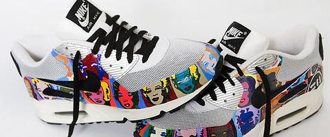 Pop Art Nike patike