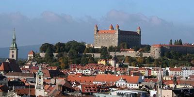 Kako da iskoristite ukidanje viza: Bratislava