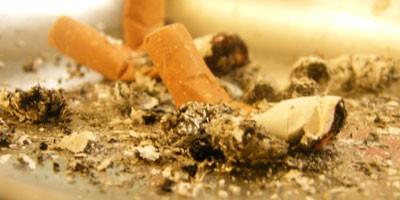 Kako ostaviti pušenje