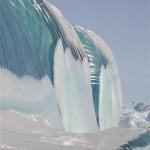 Antarktik - umetničko delo prirode