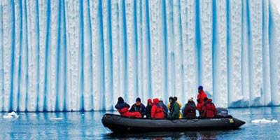 Antarktik - umetničko delo prirode  %Post Title