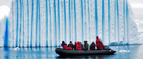 Antarktik – umetničko delo prirode