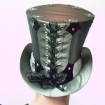 Neopank viktorijanski cilindri