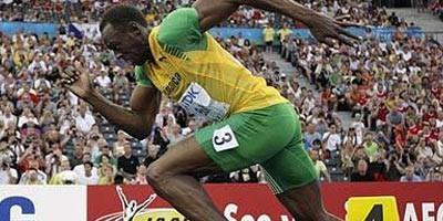 Naši preci su bili brži od Usaina Bolta