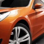 Hyundai Genesis coupé  %Post Title