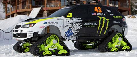 Ultimativni džip za sneg
