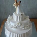 Idiotske svadbene torte