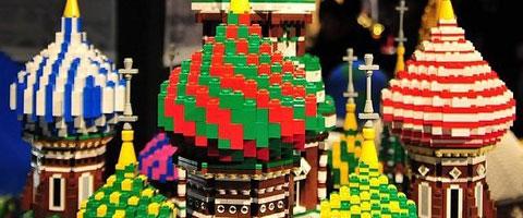 Najpoznatije građevine sveta u LEGO verziji