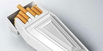 Cigarete kao mrtvački sanduk  %Post Title