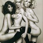 Tri gole lepotice