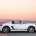 Porsche Boxster Spyder  %Post Title