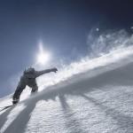Sveža oštrina snega