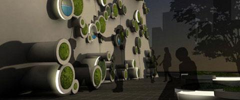 Zelena ograda
