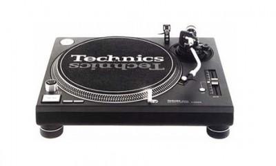 Technics 1210 - Rest in Peace