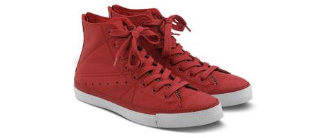 Crvene Converse patike