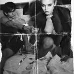 Lindsay Lohan: Toples i trojka