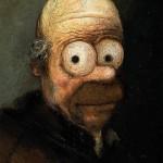 Simpsonovi kao umetnička dela