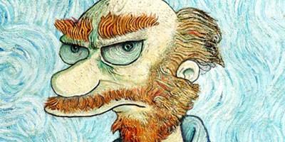 Simpsonovi kao umetnička dela  %Post Title