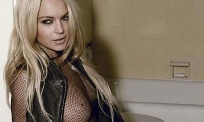 Lindsay Lohan ponovo gola  %Post Title